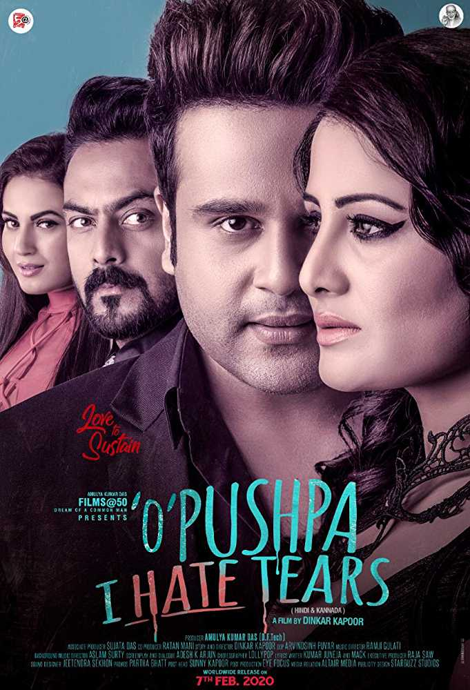 "Jammu actress Arjumman Mughal all set to appear in Bollywood movie ""O Pushpa I hate tears"""