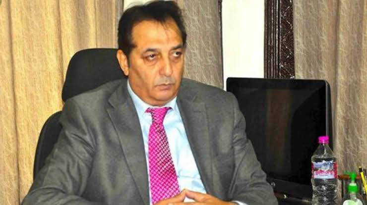 Advisor Baseer Khan condemns killing of BDC chairman