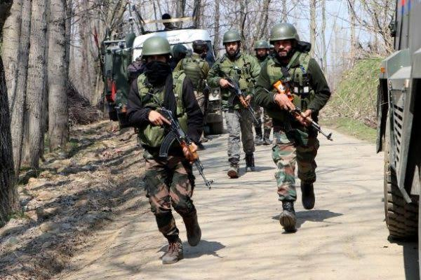 Militant Killed in Tral gunfight, Operation on