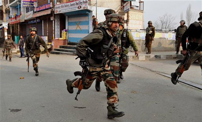 Budgam Encounter: Militant Killed, Solider injured; Operation on
