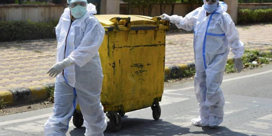 Kashmir generated 32,392 Kg of Covid19 bio-medical waste in 2 months