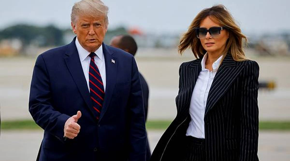 President Trump, First Lady tests Positive for Covid-19