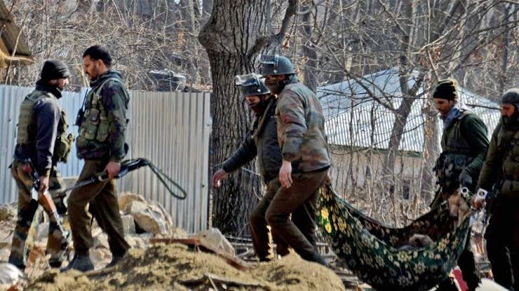 Two militants killed in Shopian encounter